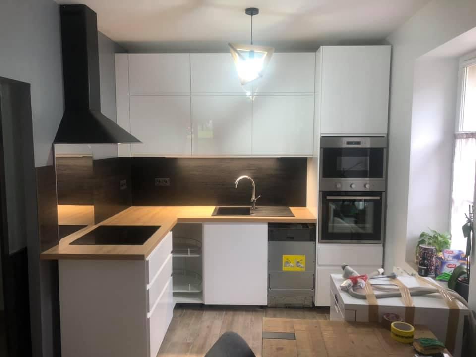 Rénovation cuisine & pose meuble
